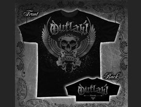 Outlaw Crest T-Shirt