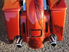 Accent Rear Fender