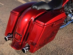 Smoothy Rear Fender