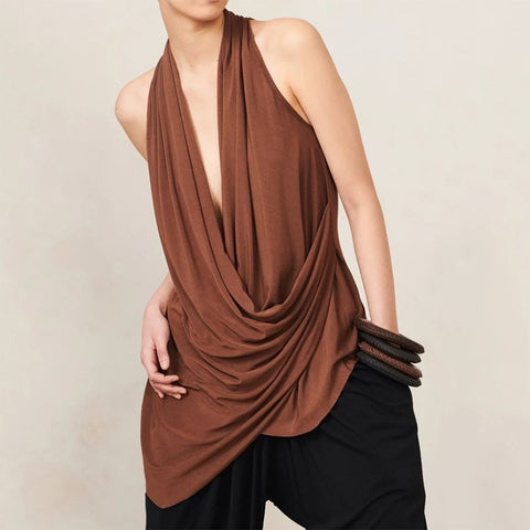 Women's Fashion Solid Color Tank