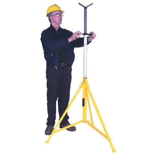 Pipe Jack Stands >> Sumner 783250 Hi Boy Jack W Vee Head Pipe Jack Stand Sumner Outlet