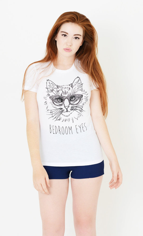 Lovers Bedroom Eyes Sleepy Tee