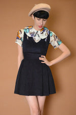 Lovers Navy Vivre Dress