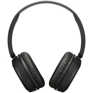 Jvc Foldable Bluetooth On-ear Headphones (carbon Black)