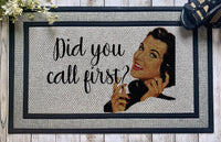 Funny || Did You Call First?
