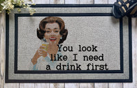 Funny || Need A Drink First