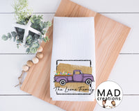 Personalized || Easter Pickup Truck