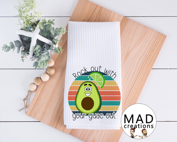 Funny || Food || Rock Out With Your Guac Out