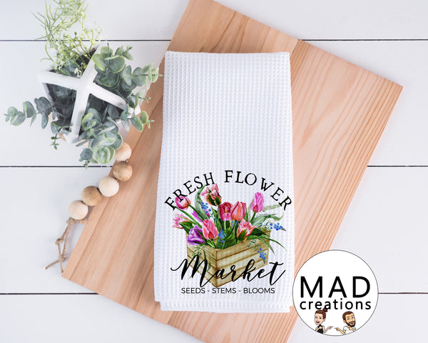 Spring || Fresh Flower Market