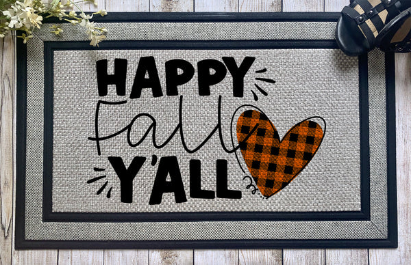 Fall || Happy Fall Y'all