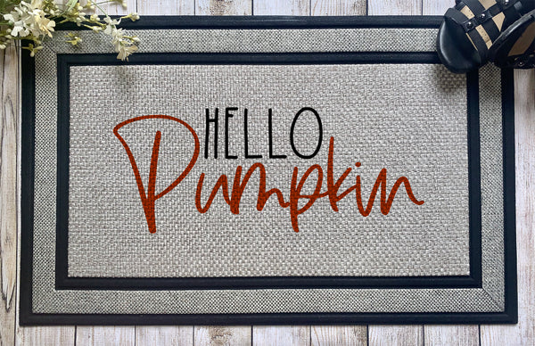 Fall || Hello Pumpkin
