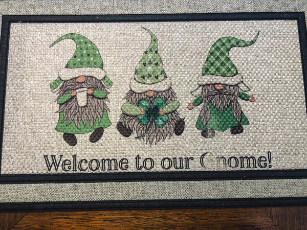 Happy Little Mistake || Welcome To Our Gnome