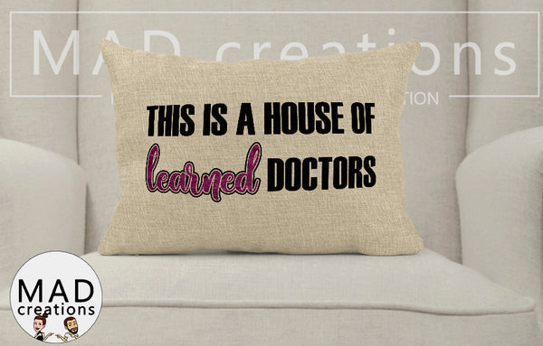 Funny || This Is A House of Learned Doctors