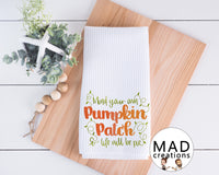 Fall || Mind Your Own Pumpkin Patch