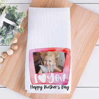 Mother's Day || I Love You (Pink)