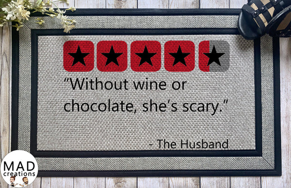 Funny || The Husband Review