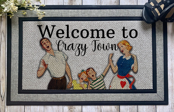 Funny || Welcome to Crazy Town
