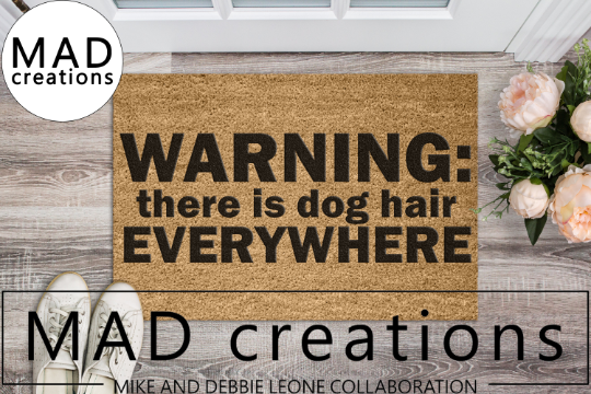 Warning: Dog Hair Everywhere