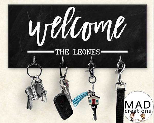Personalized || Welcome