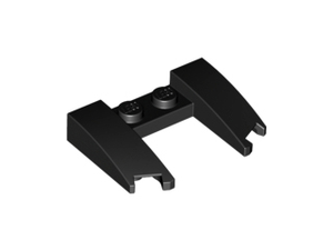 LEGO Wedge 3 x 4 x 2/3 Cutout [Black] [11291]