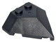 LEGO Wedge 4 x 4 Pointed [Black] [22391]