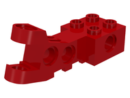 LEGO Technic Motorcycle Pivot [Red] [2904]