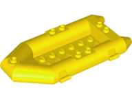 LEGO Boat, Rubber Raft, Small [Yellow] [30086]