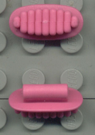 LEGO Belville Accessories Horse Brush [Dark Pink] [30112a]