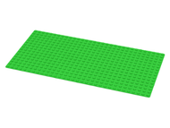 LEGO Baseplate 16 x 32 [Bright Green] [3857]