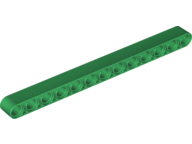 LEGO Technic, Liftarm 1 x 13 Thick [Green] [41239]