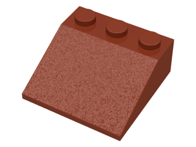 LEGO Slope 33 3 x 3 [Reddish Brown] [4161]
