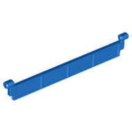 LEGO Garage Roller Door Section without Handle [Blue] [4218]