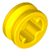 LEGO Technic Bush 1/2 Smooth [Yellow] [4265c]