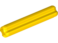 LEGO Technic, Axle 3 [Yellow] [4519]