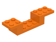 LEGO Bracket 8 x 2 x 1 1/3 [Orange] [4732]