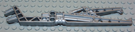 LEGO Bionicle Weapon Vahki Staff of Command (Nuurakh) [Flat Silver] [47338]