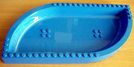 LEGO Belville Swimming Pool [Blue] [6181]