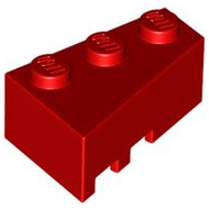 LEGO Wedge 3 x 2 Right [Red] [6564]
