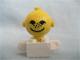 LEGO Homemaker Figure Torso Assembly and Yellow Head with Eyes, Freckles and Smile Pattern [White] [685px3c01]