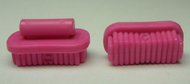 LEGO Friends Accessories Brush Oval, Large [Dark Pink] [92355i]
