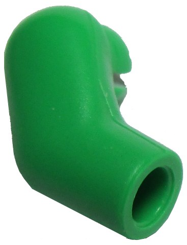 LEGO Arm, Right [Bright Green] [982]