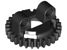 LEGO Technic Turntable Small Top [Black] [99010]