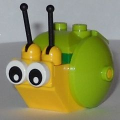 LEGO Snail, The Lego Movie [] [snail01]