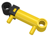 LEGO Pneumatic Cylinder with 2 Inlets Small (32mm) [Yellow] [x189c01]