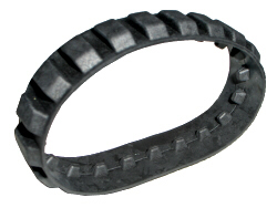LEGO Tread Small (20 tread 'links') [Black] [x939]