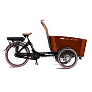 Vogue Carry 3, E bakfiets