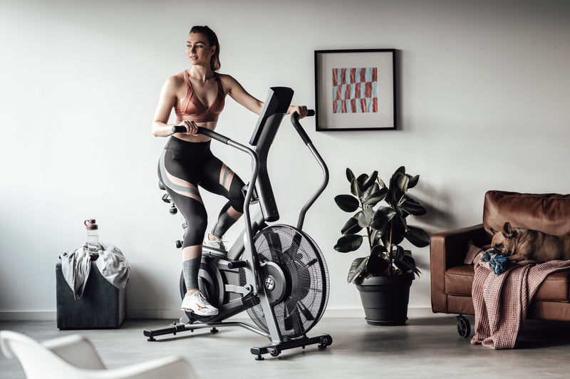 SCOTFIT AIR BIKE - THE FITNESS MACHINE FOR THE HOME