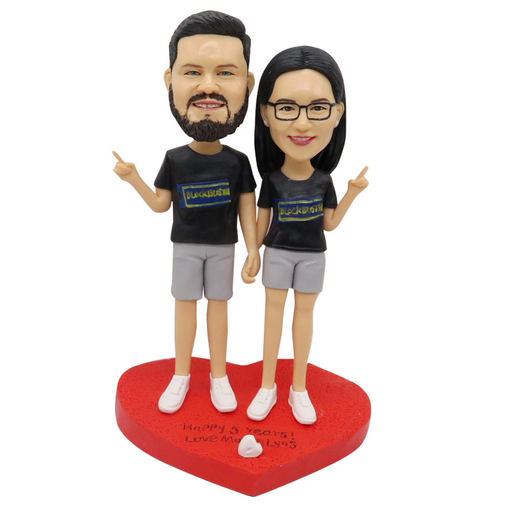 Custom Baseball Sports Bobblehead - BobbleGifts
