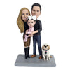 Customized Family Bobblehead Figures - BobbleGifts