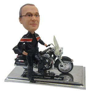 Custom Motor Vehicles Bobble Head Dolls - BobbleGifts